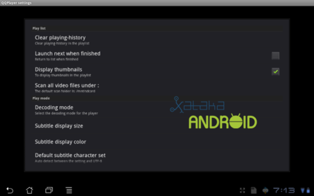 qq player configuracion android