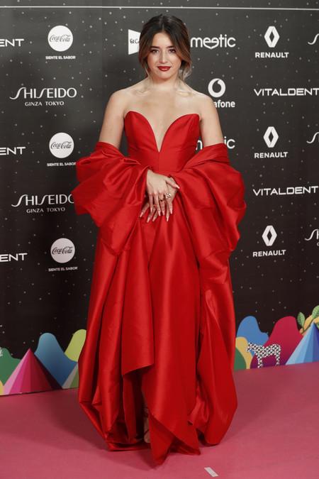 Alfombra Roja De Los 40 Principales Music Awards 5