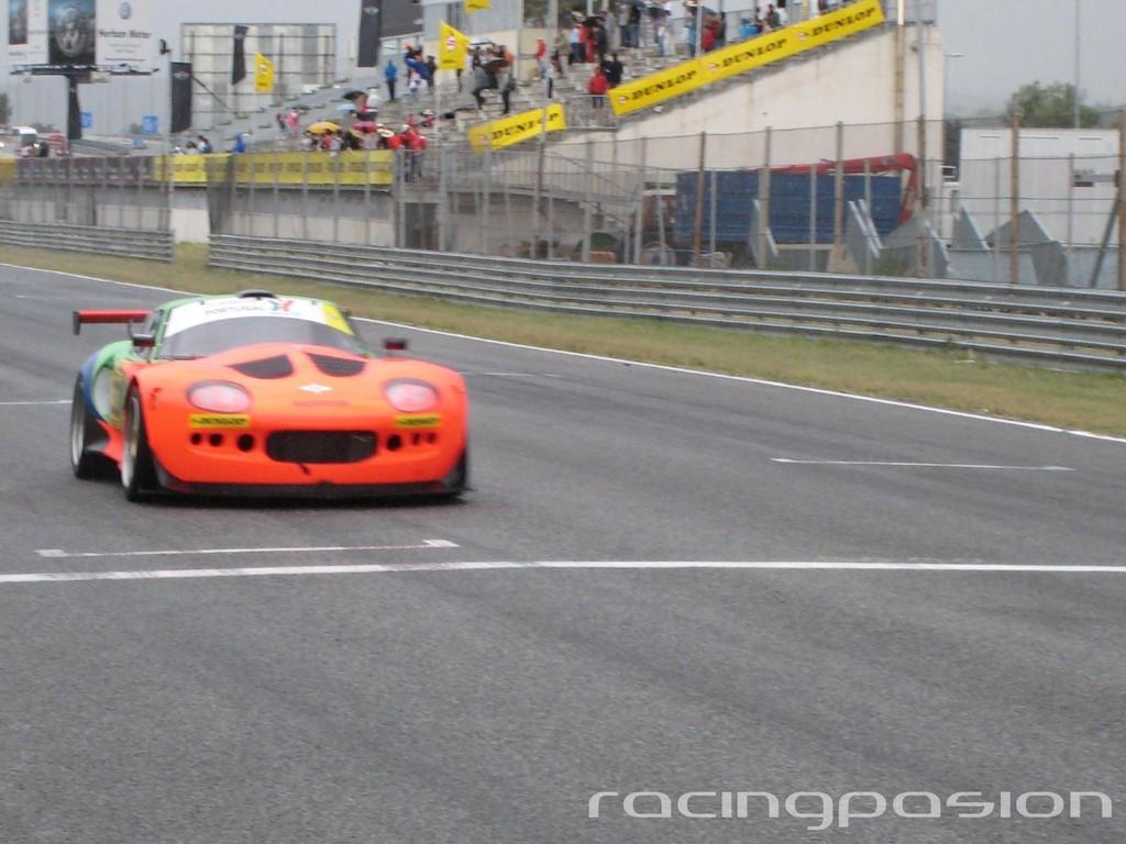 Foto de Campeonato de España de GT. Jarama 6 de junio (28/130)