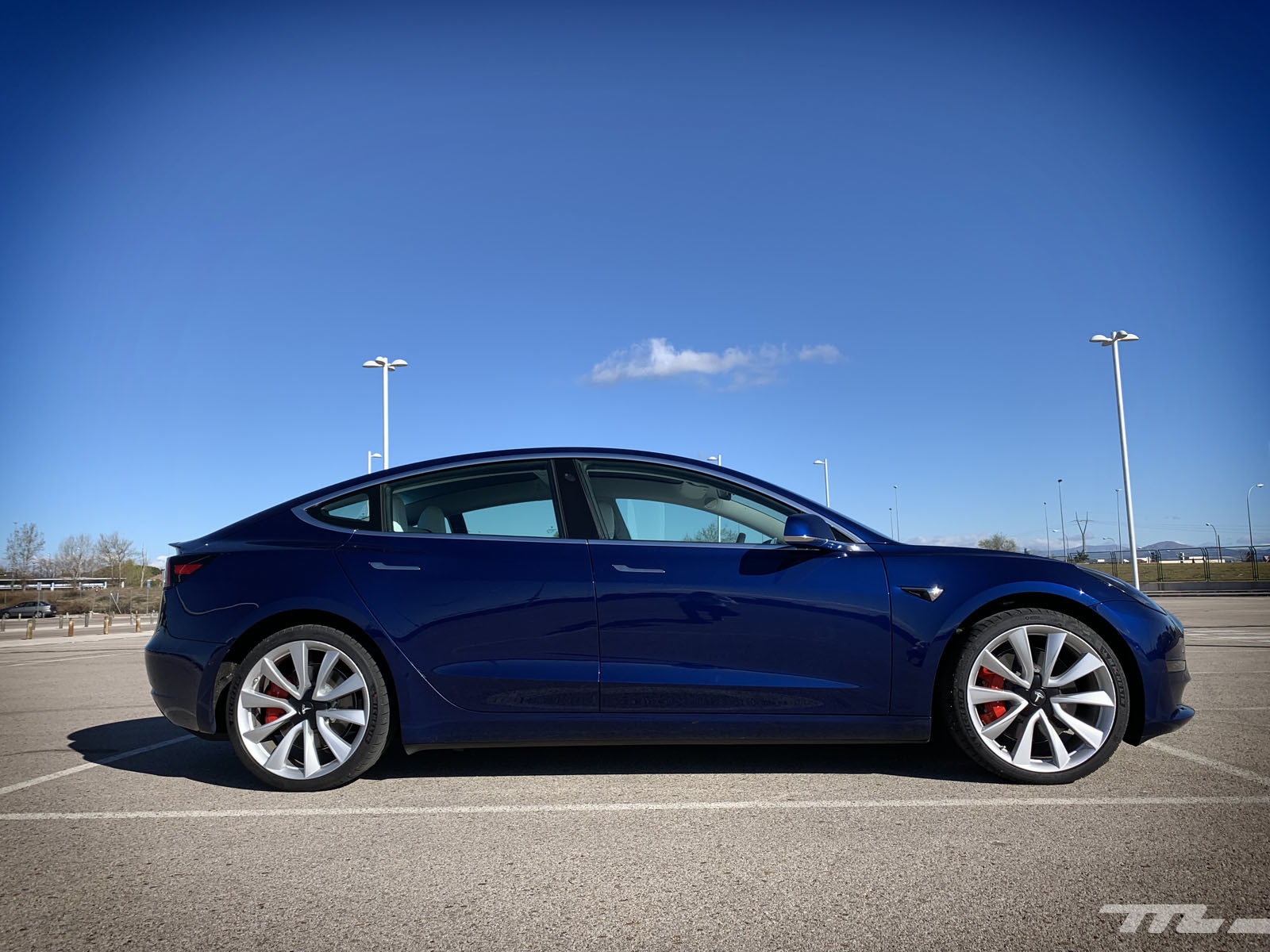 Foto de Tesla Model 3 Performance (prueba) (37/54)