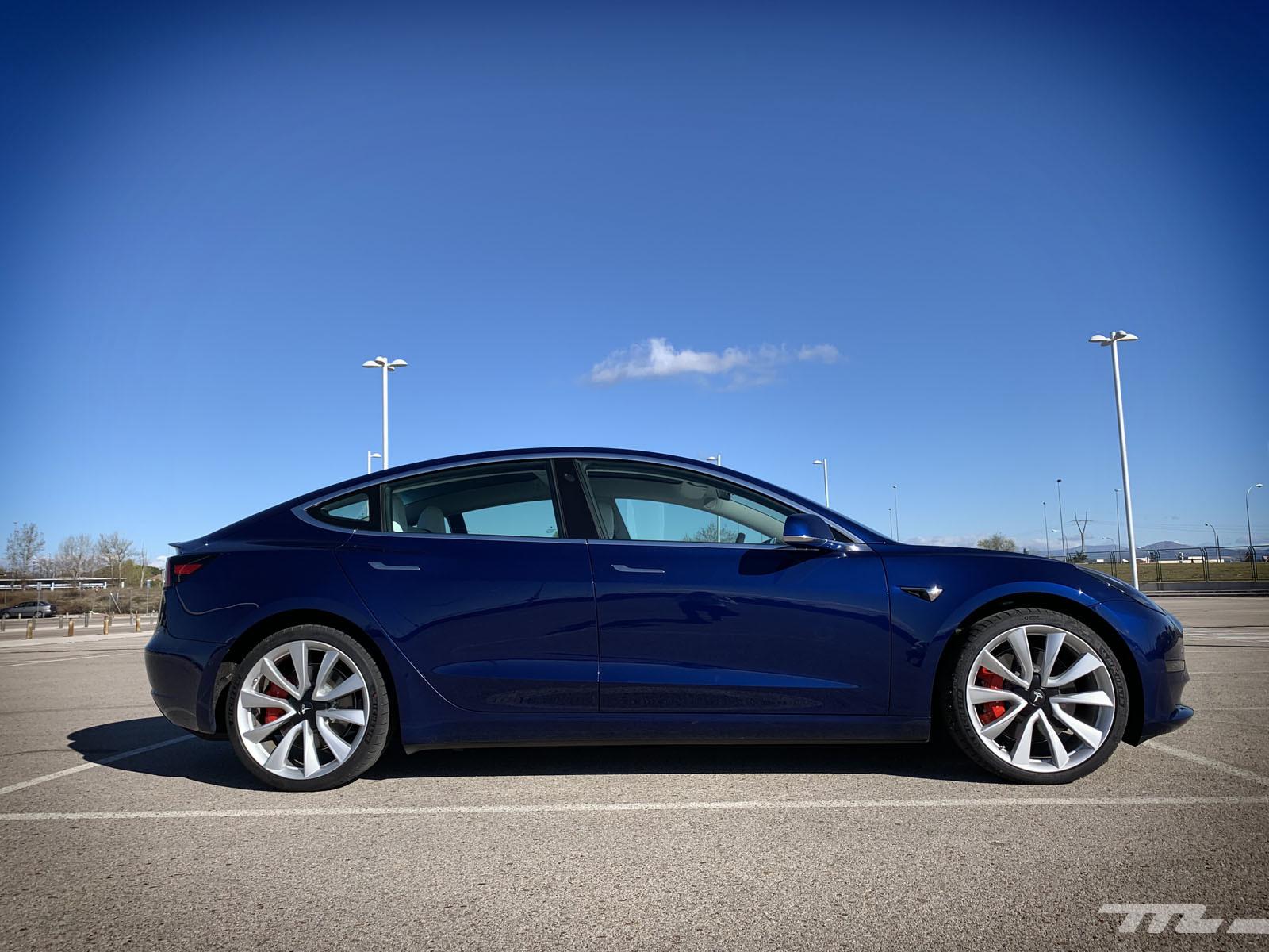 Foto de Tesla Model 3 Performance (prueba) (37/54)