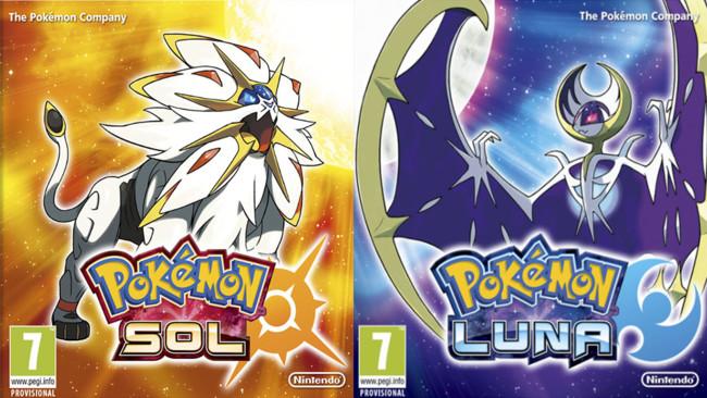 Pokemon Sol Luna Box
