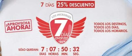 AvanzaBus alarga su oferta de descuentos