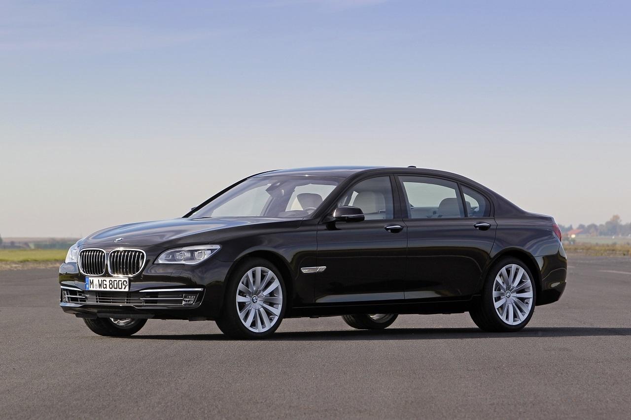 Foto de Histora de BMW Serie 7 (5/8)