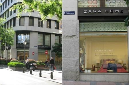 Zara Home abre nueva tienda en Hermosilla 18, el antiguo local de Hábitat