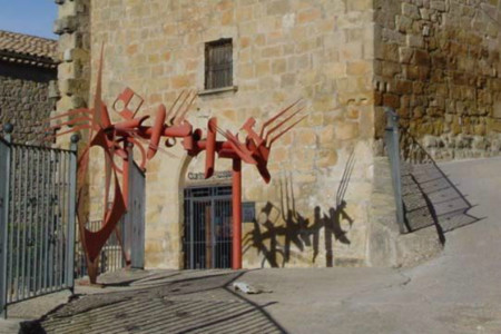 El museo de Picasso en Horta de San Juan