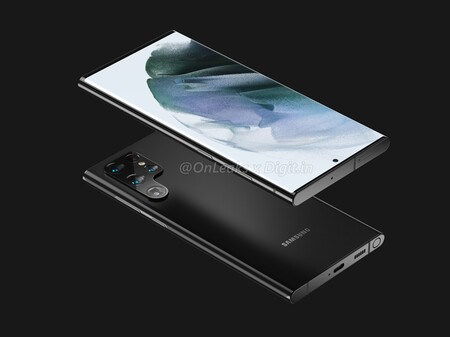 Samsung Galaxy S22 Ultra Renders Imagenes Filtracion