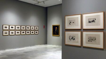 Exposición Goya en la mirada de Picasso