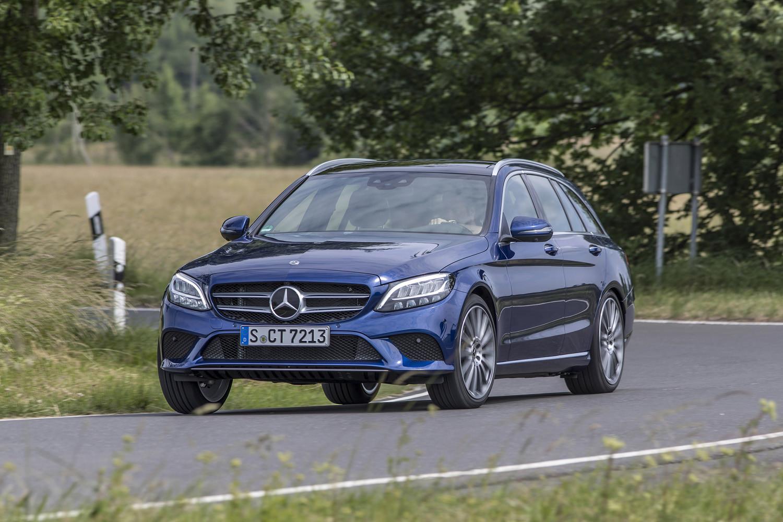 Foto de Mercedes-Benz Clase C 2018, toma de contacto (232/255)