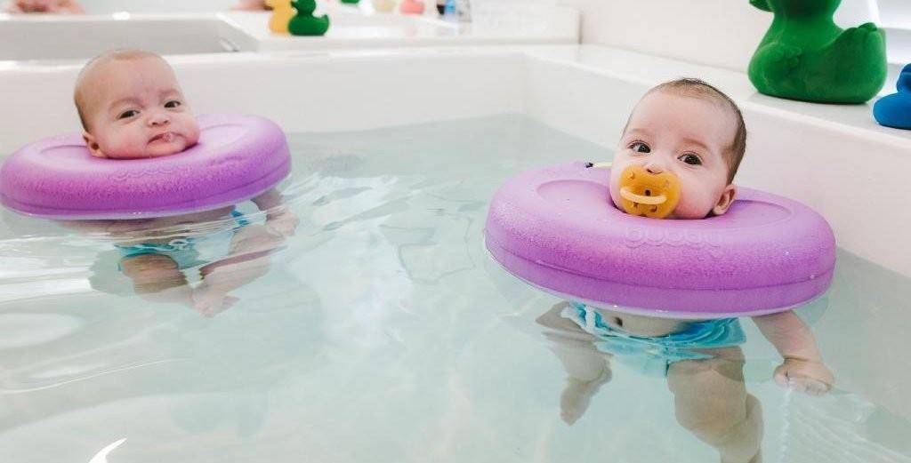 8422f5c3214 ¿Son seguros los flotadores de cuello para bebés?
