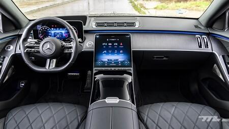 Mercedes Benz S 500 4matic 2021 Prueba 038