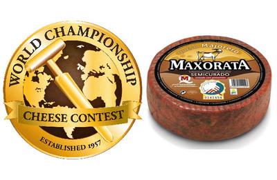 Quesos españoles premiados en el World Championship Cheese Contest