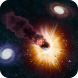 Comet Gravity Puzzle Fisica