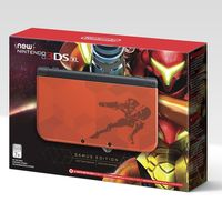 ¿Fan de Metroid? Échale un ojo a la New Nintendo 3DS XL Samus Edition