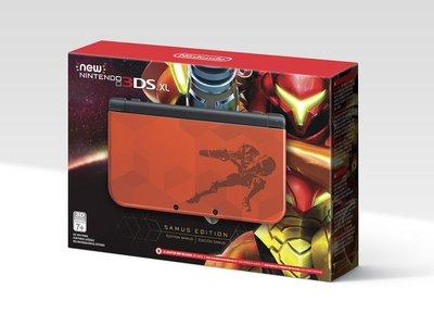 ¿Fan de Metroid? Échale un ojo a la New Nintendo 3DS XL Samus Edition