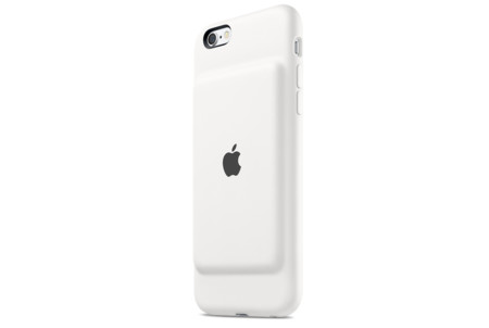 Smart Battery Case de Apple, nueva funda oficial con batería para el iPhone 6 y 6s