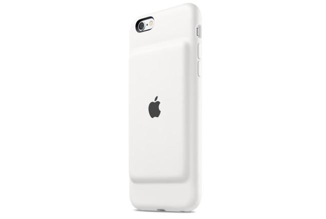 Smart Battery Case de Apple, nueva funda oficial con batería para el iPhone 6 y 6s