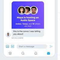 Así puedes empezar a usar Twitter Spaces, el nuevo rival de Clubhouse con el que podemos crear salas de chat de audio