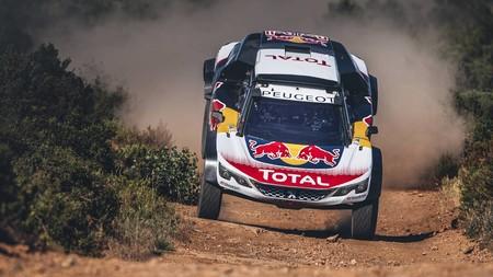 Sainz Dakar 2018