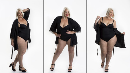 modelos plus size curvy gordofobia