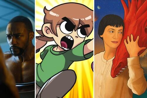 Seis planes imprescindibles para el fin de semana: 'A descubierto', 'Scott Pilgrim', Ursula K. LeGuin y mucho más