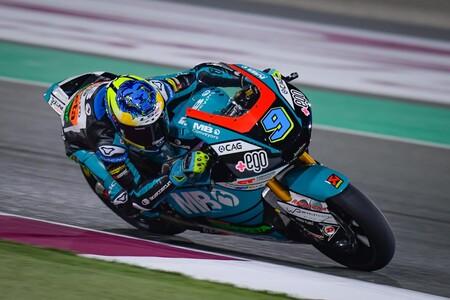 Navarro Doha Moto2 2021