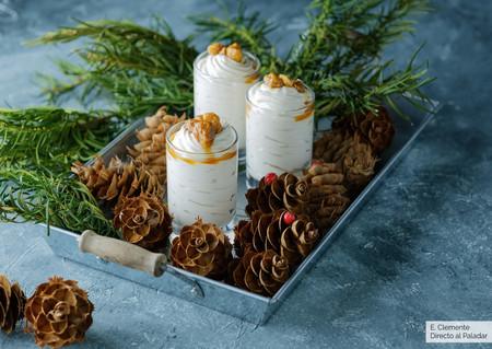 Mousse de crema de orujo: receta deliciosa y fácil para la cena de Fin de Año