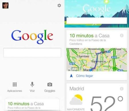 Google Now llega a iOS, cuidado, Siri