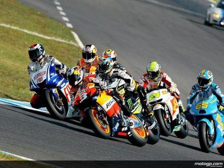 MotoGP'2009: Lo mejor y lo peor de la carrera de Motegi