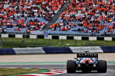 Alonso Austria F1 2021