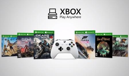 Xbox Play Anywhere llega el 13 de septiembre. Esto es todo lo que necesitas saber
