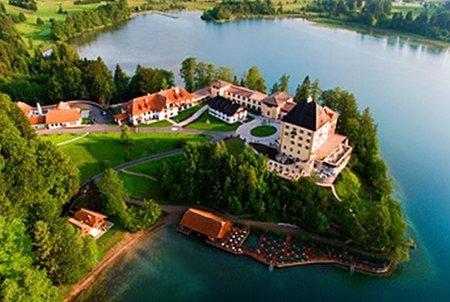 Schloss resort salzburgo