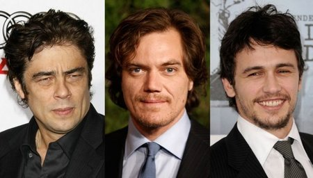Benicio del Toro, Michael Shannon y James Franco en 'The Iceman'