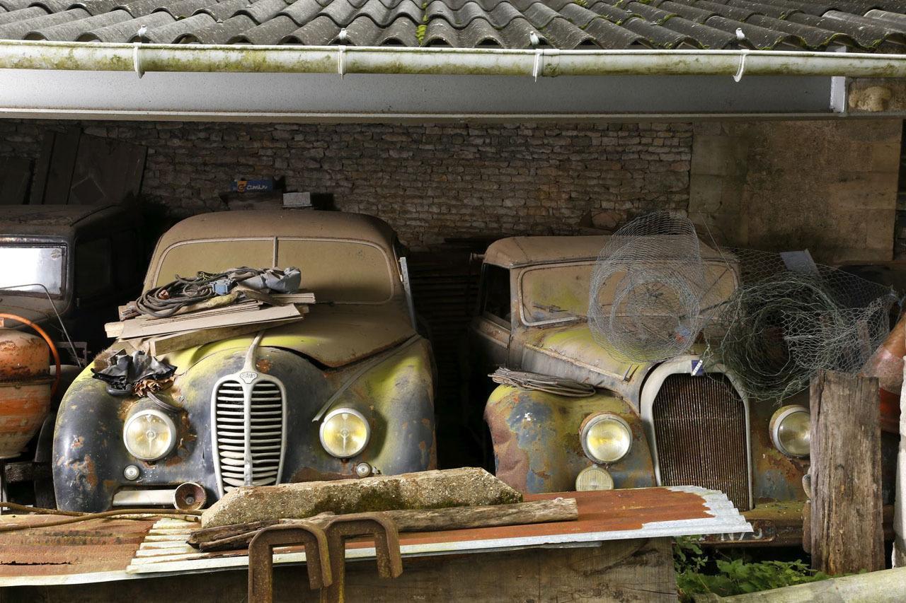 Foto de Descubren más de 100 clásicos en un granero francés (27/27)