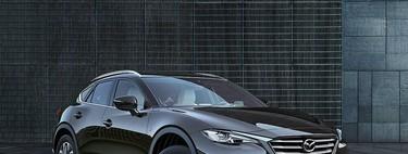 Así es el Mazda CX-4, el SUV japonés exclusivo para Asia