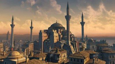'Assassin's Creed: Revelations', el Estambul real contra la 3D