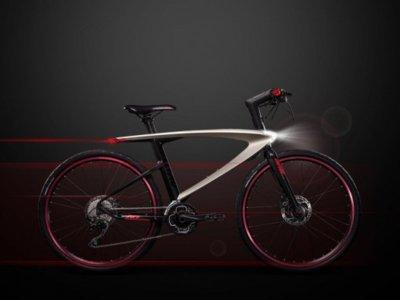 Le Super Bike, una bicicleta inteligente que ejecuta Android