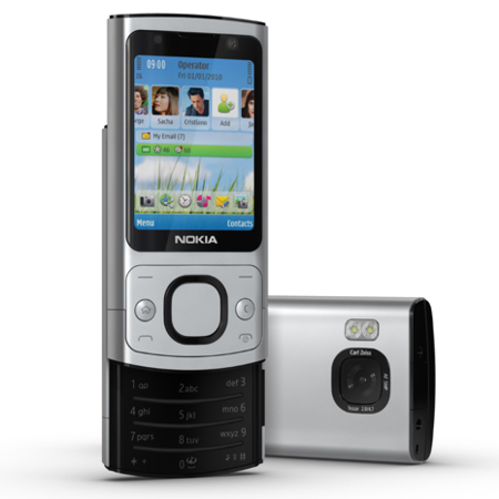 Nokia 6700 slide y 7230 slide presentados