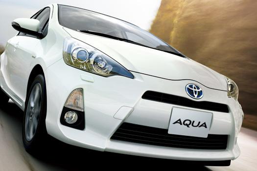 Foto de Toyota Aqua (JDM) (14/38)