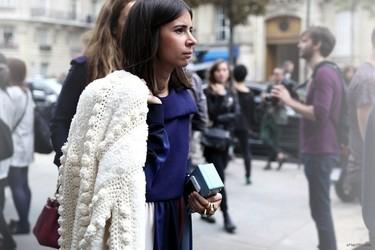 Llegar a un desfile de París y que tu vecina vista igual que tú
