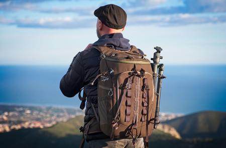 Vanguard Sedona Wanderlust, una nueva mochila para los fotógrafos más aventureros diseñada con la ayuda de uno de ellos