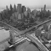'Danny Lyon. La destrucción del Bajo Manhattan', una exposición inédita de Danny Lyon sobre la transformación del bajo Manhattan