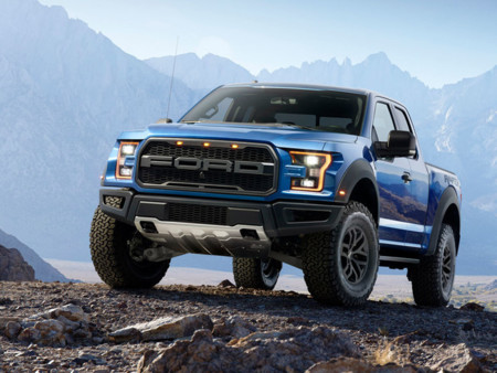 Salon de Detroit 2015 - Coches del Futuro - Ford F 150 Raptor