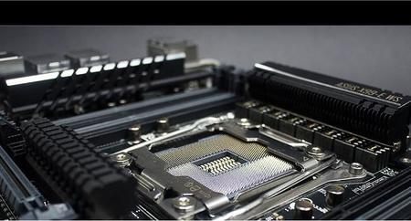 ASUS X99-E WS, lujosa motherboard para workstation