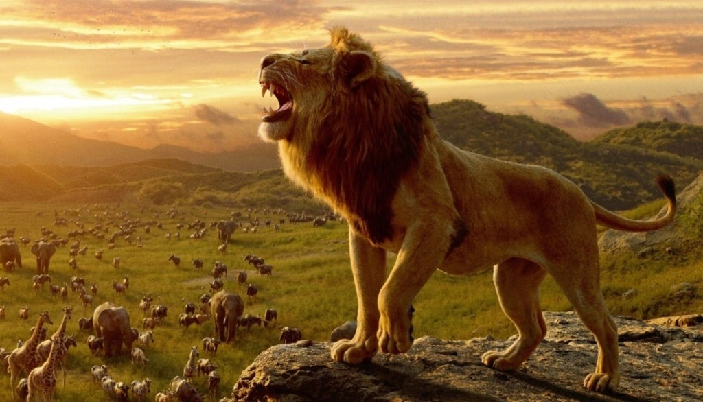 'The lion king' devours the box office and became the best premiere of a remake Disney