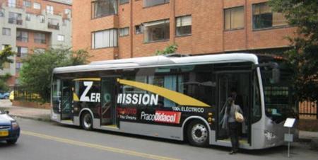 BYD suministrará 260 autobuses eléctricos a Bogotá