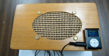 MonoBox, crea tu propio altavoz portátil