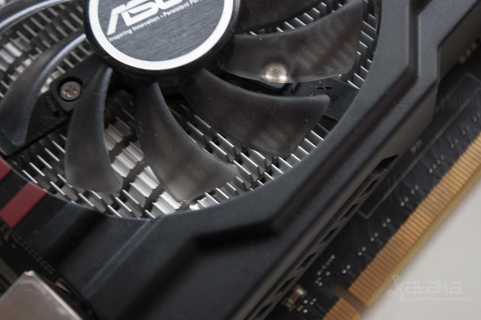Foto de Análisis de ASUS NVidia GTX 650 Ti Boost (11/11)