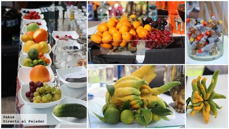 frutas gin