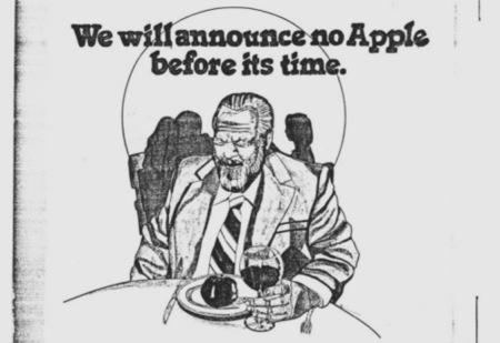 Un vistazo a los documentos de los primeros años de Apple